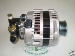 Opel Astra G | 100 Amp ALTERNATOR | 1.7 DTi (B446/487)
